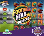 Microgaming Football Star Deluxe Online Slot